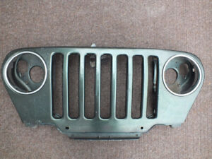 JEEP TJ GRILLE 1997-2006 MAN CAVE DECORATION MOPAR