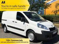 2013 13 Peugeot Expert 2.0 HDI 1000 L1H1 130 SWB LOW ROOF INSULATED Van T/SLD