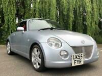 2005 Daihatsu Copen 0.66 Vivid 2dr, used for sale  Colchester, Essex