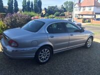 Jaguar X type 2.5 petrol v6 AWD low mileage