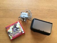 Nintendo 3ds XL and Pokemon Omega Ruby