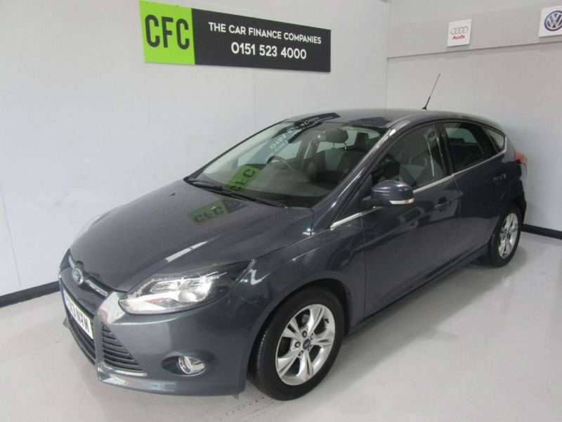 Ford Focus 1.6TDCi 115 Zetec BUY FOR ONLY £33 A WEEK *FINANCE* £0