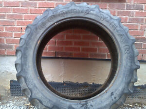 Exercise tire
