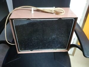 1960's Electrohome Springaire Major 2 Speed Box Fan Prince George British Columbia image 3