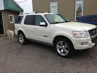 2008 Ford Explorer Limited SUV, Crossover