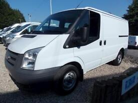 Ford Transit 280 Lr P/V Van With Side Windows 2.2 Manual Diesel