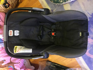 Britax b ready car seat