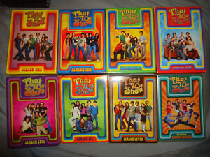 THAT 70'S SHOW COMPLETE SERIES