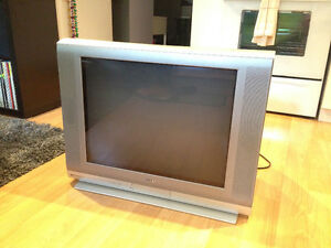 "27"" Sharp Flat Screen TV"