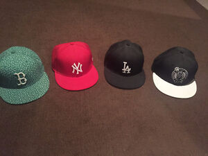 Selling Fitted Hats. Mint Condition! Never Worn!