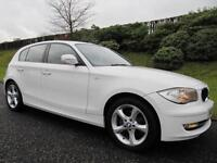 2009 BMW 116i Sport ** ALPINE WHITE **