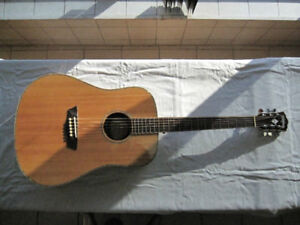 Washburn WD25S Acoustic Guitar