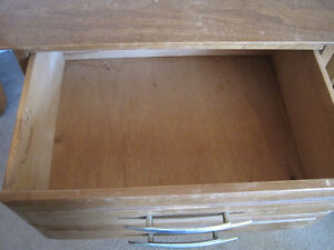 Bedside Table With Dovetail Drawer Kitchener / Waterloo Kitchener Area image 3