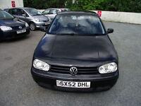 Volkswagen Golf 1.9TDI PD ( 150bhp ) 2003MY GT