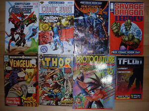 Bande-dessinés Comic books / Marvel Gemstone Héritage TFCon etc