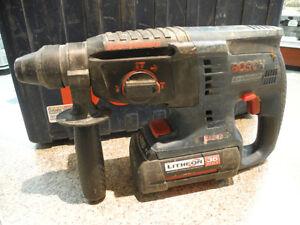 Bosch 11536VSR 36V Lithium Cordless Hammer Drill