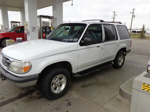 1998 Ford Explorer SUV, currently not running