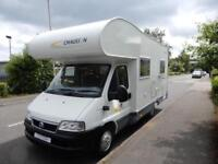 Chausson Welcome 9 2005 4 Berth Rear Fixed Bed Motorhome For Sale