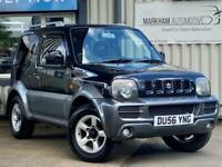 2006 Suzuki Jimny Jlx Plus 1.3 Estate Petrol Manual
