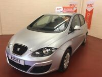 SEAT ALTEA 1.6TDi FROM £0 DEPOSIT-POOR CREDIT-WE FINANCE-TEXT 4CAR TO 88802