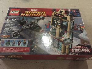 LEGO super heroes sets - unopened boxes