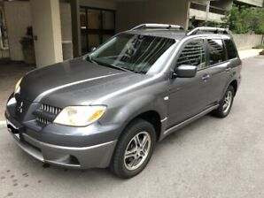 2005 MITSUBISHI OUTLANDER - THIS SUV HAS BEEN GREAT TO ME...!