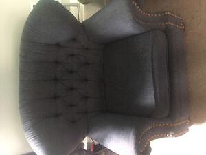 $50 Big Blue Comfy Chair