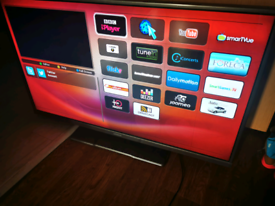 """Hitachi HXT12U 42"""" Full HD SMART LED TV + Smart Apps"""