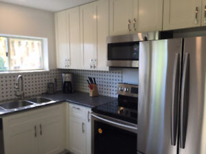 Furnished 1 Bedroom Harden Apartment New Westminster