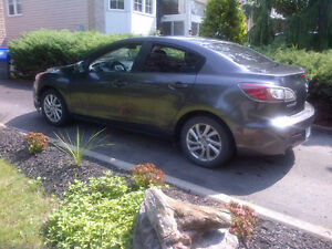 2012 Mazda Mazda3 Skyactive Sedan