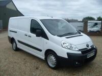 Toyota Proace 2.0HDi 128bhp LWB 1200 L2H1 AIR CON FULL ELECTRIC PK