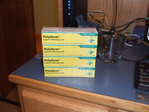 Polyderm ointment