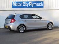 2011 61 BMW 1 SERIES 2.0 120D M SPORT 5D 175 BHP DIESEL