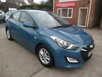 Hyundai I30 1.6CRDi (110ps) Blue Drive Active (ISG) Hatchback 5d 1582cc