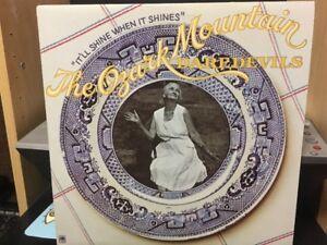 Vinyl-Ozark Mountain Dare Devils- Ill shine when it shines