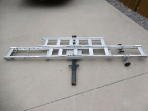 RECEIVER MOUNTED MOTORCYCLE CARRIER