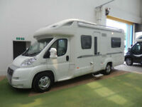 BESSACARR E660 / LOW LINE / 4 BERTH / FRENCH BED / 59 REG / TOW BAR / CRUISE