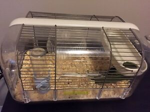 Hamster/mouse cage