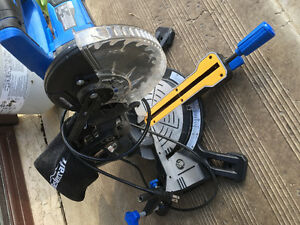 Mastercraft Sliding Mitre Saw 7 1/4""