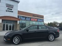 2010 Ford Fusion SEL ACCIDENT FREE LOCAL TRADE HEATED SEATS