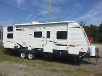 DEAL PENDING - 2012 North Country Trail Runner Travel Trailer