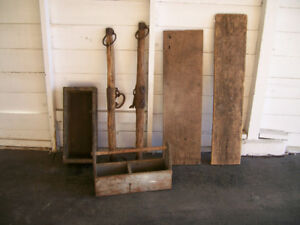 Wooden Antiques
