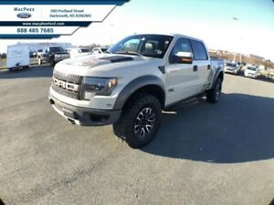 2013 Ford F-150 SVT Raptor  - Sunroof -  Navigation