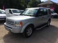 Land Rover Discovery 3 2.7TD V6 ,7 Seater,(Leather),Low Mileage,Service History
