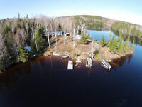 Camp on Crown land for sale ( East Branch) Musquash