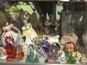 Royal Dalton & other figurines $5 +up