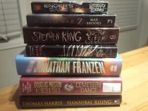 7-Pack of Used Bestsellers