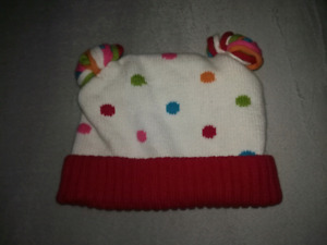 6fc25fd34cd GYMBOREE KNIT HAT 2-3T!