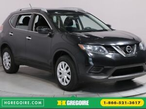 2016 Nissan Rogue S AWD A/C CAM RECUL BLUETOOTH GR ELECTRIQUE