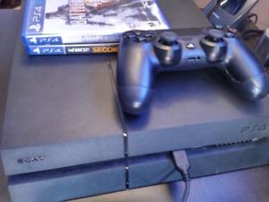 Mint Matte black PS4